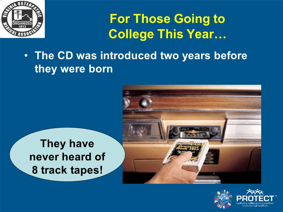 For Those Going to College This Year…
