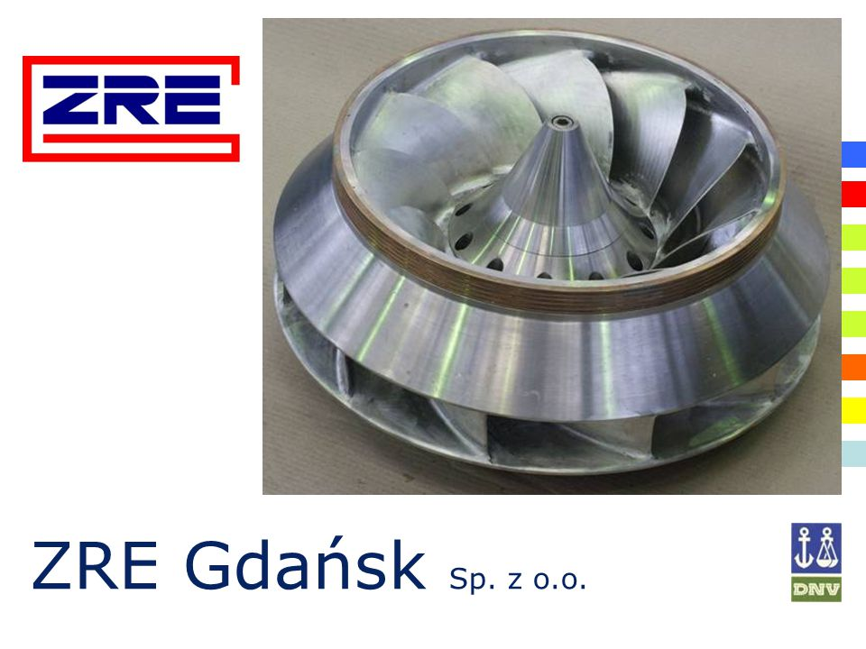 ZRE Gdańsk Sp. z o.o. START COMPANY PROFILE HYDROELECTRIC PLANTS