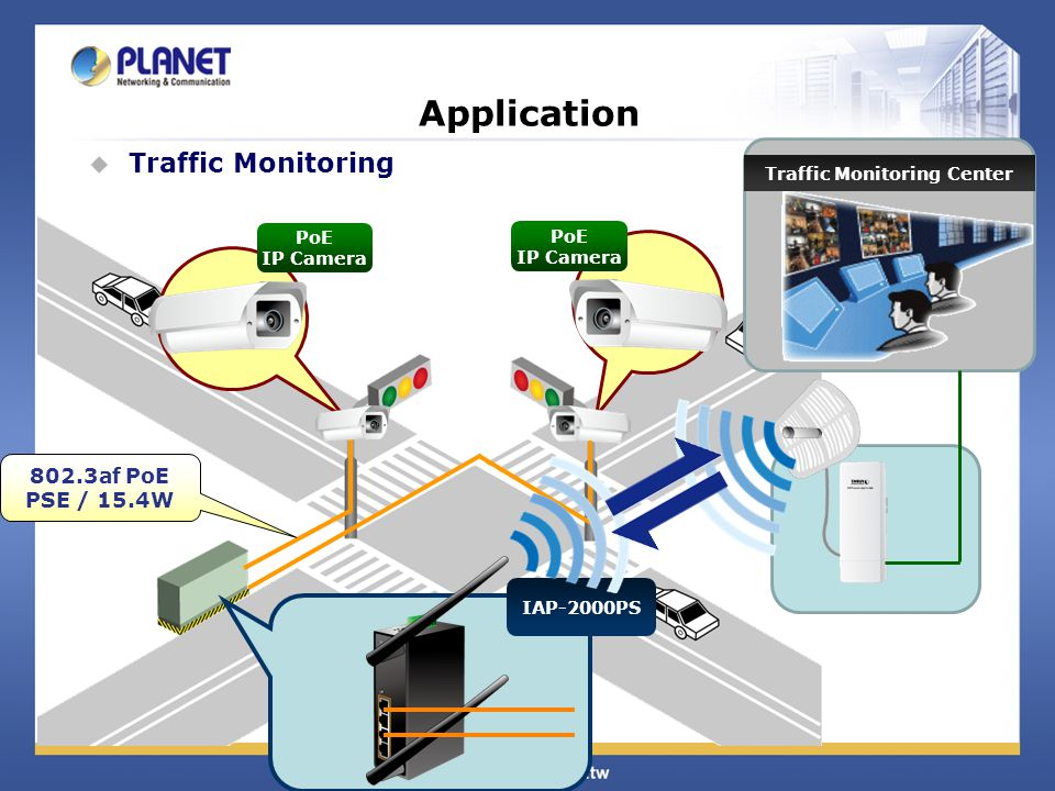 Traffic Monitoring Center