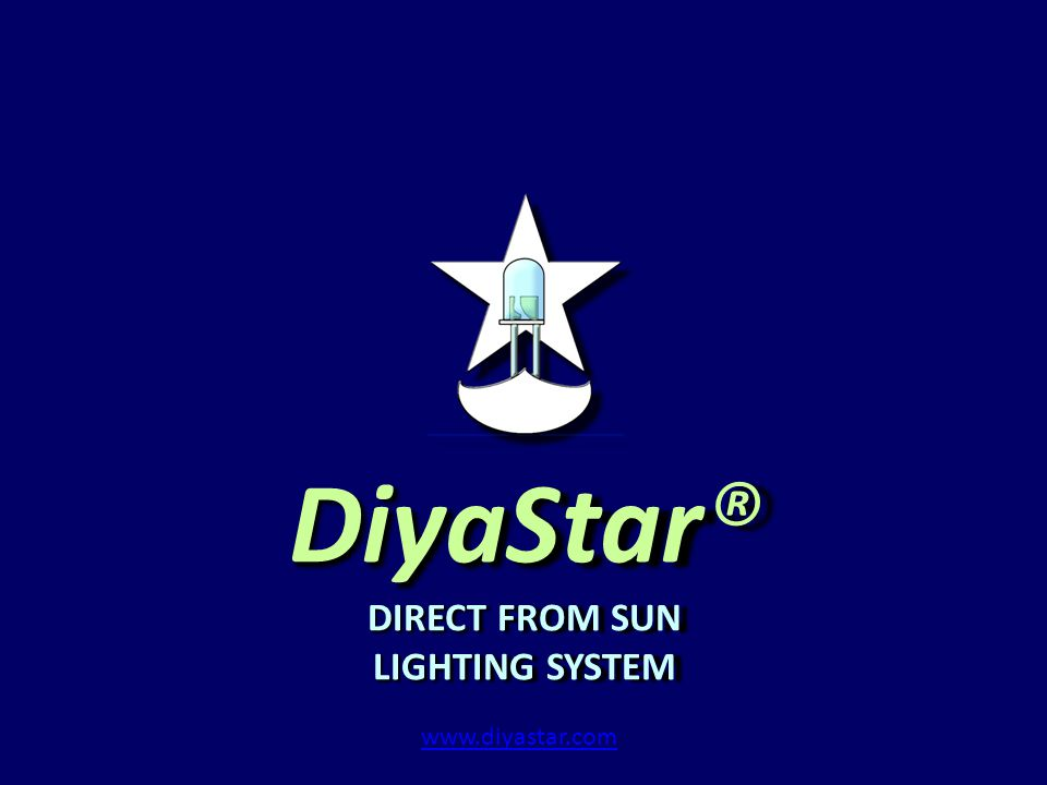 DIRECT FROM SUN LIGHTING SYSTEM