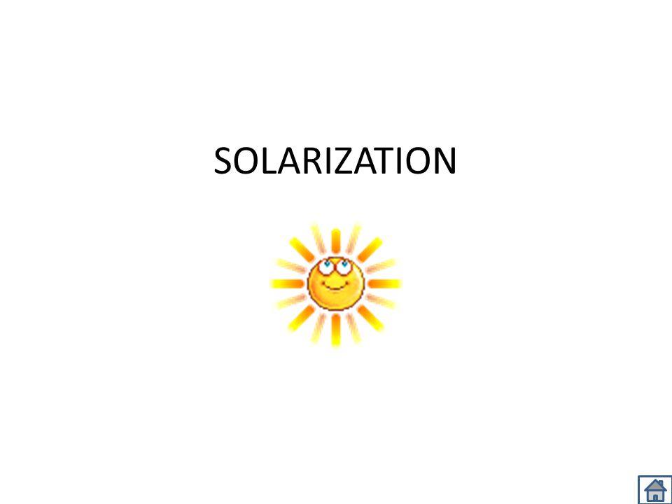 SOLARIZATION