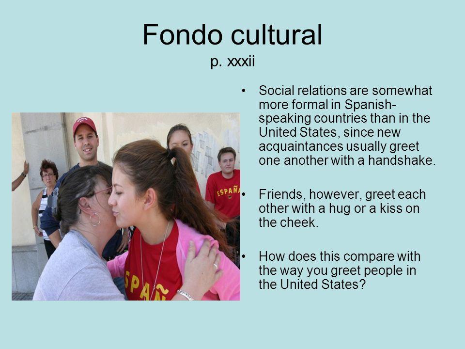 Fondo cultural p. xxxii