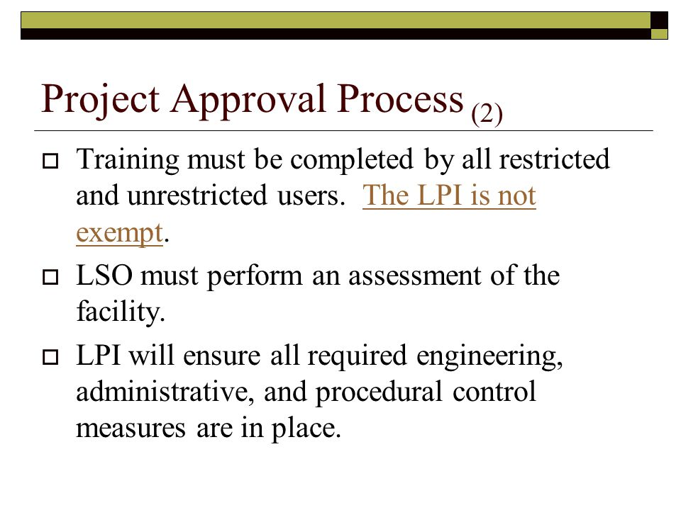 Project Approval Process (2)