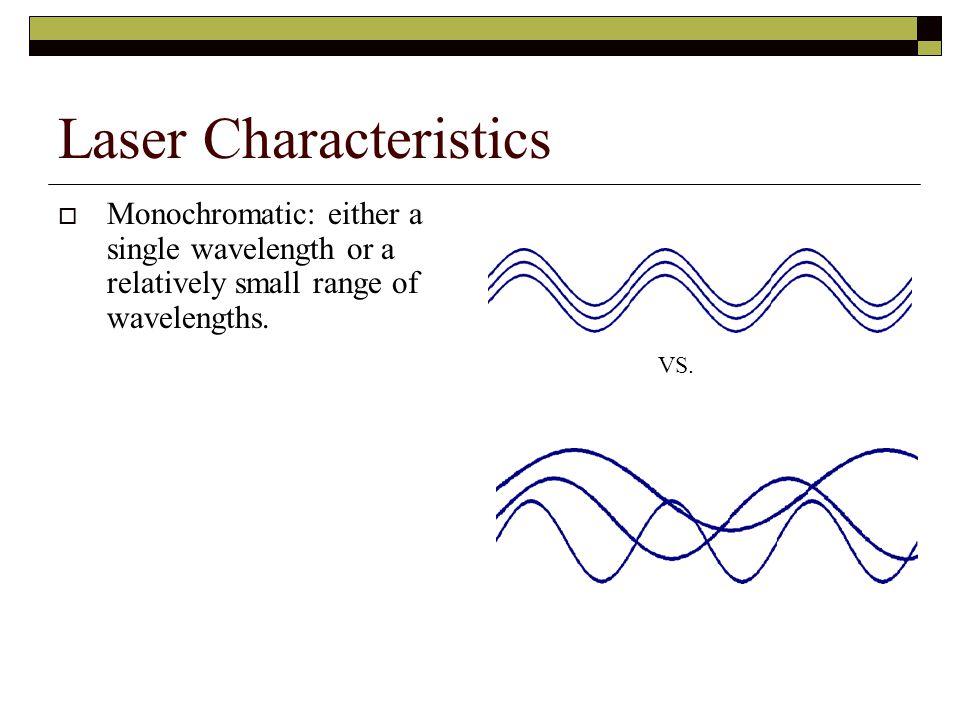 Laser Characteristics