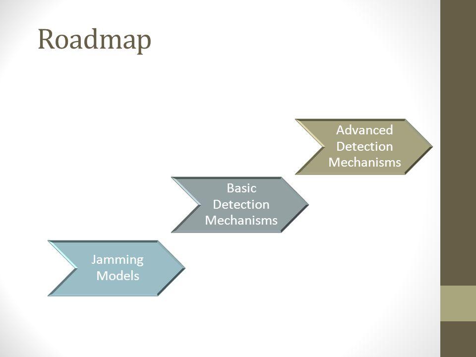 Roadmap Advanced Detection Mechanisms Basic Detection Mechanisms