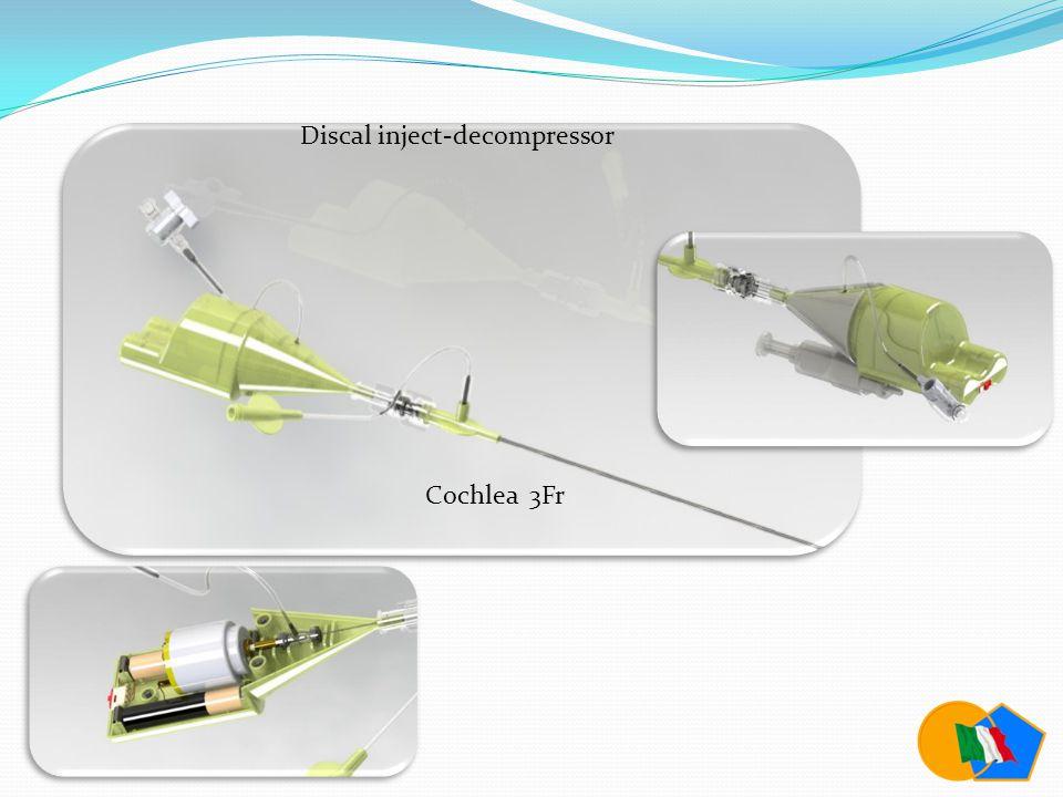 Discal inject-decompressor