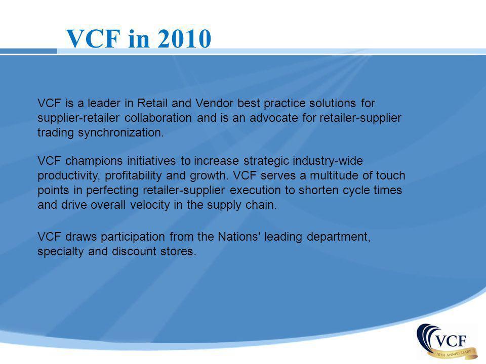 VCF in 2010