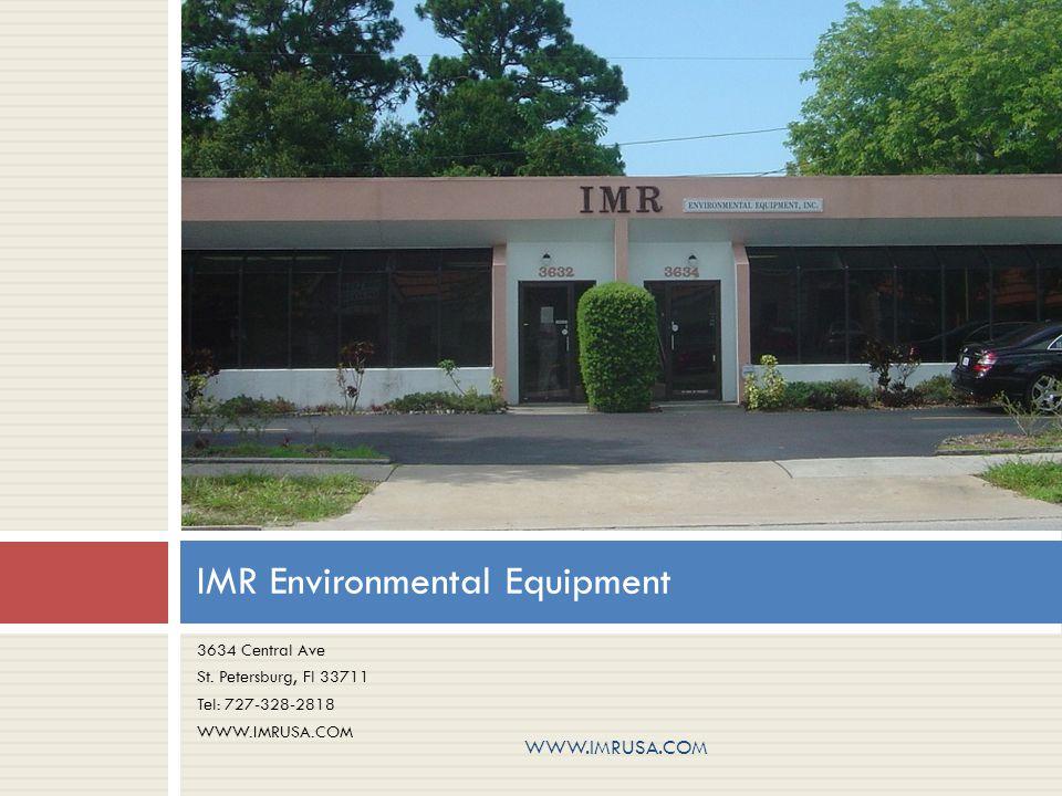 IMR Environmental Equipment