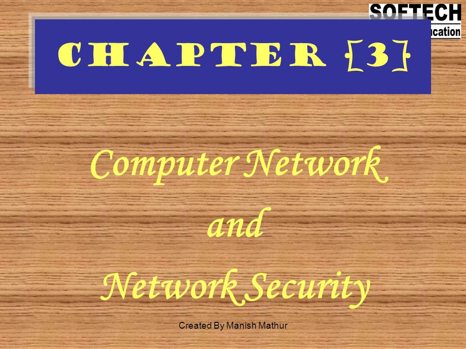 Computer Network and Network Security