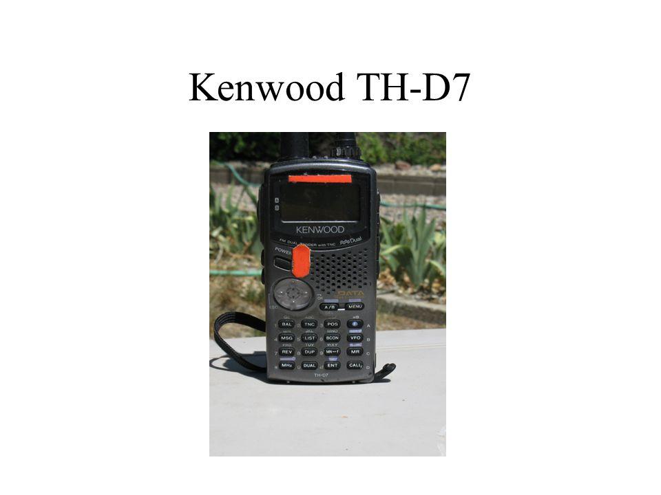 Kenwood TH-D7