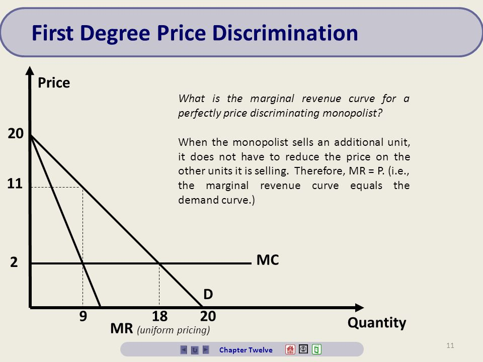 Price Discrimination: Definitions, Types, Conditions and Degrees