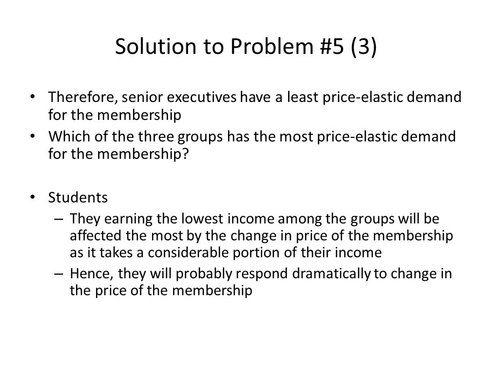 Solution to Problem #5 (3)