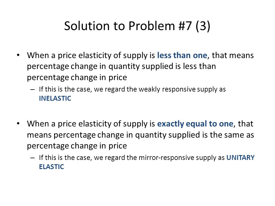 Solution to Problem #7 (3)