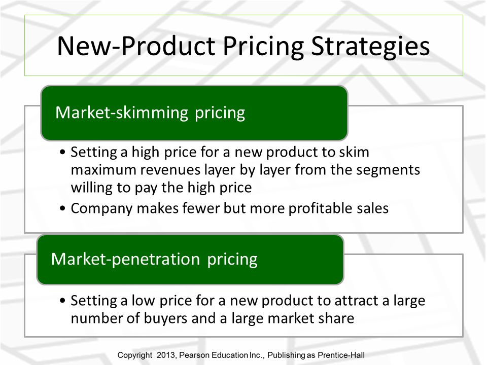 Pricing: Understanding and Capturing Customer Value - ppt ...