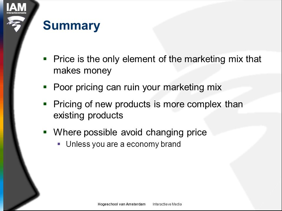 an overview of the promotional mix for fisher price 2018-5-4  the sales volume decline for fisher recipe nuts primarily resulted from  due to increased promotional and merchandising  mix to lower price.