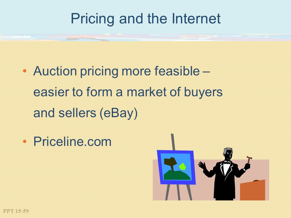 Pricing and the Internet