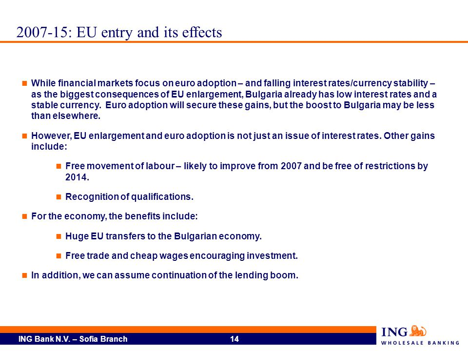 2007-15: EU entry and its effects