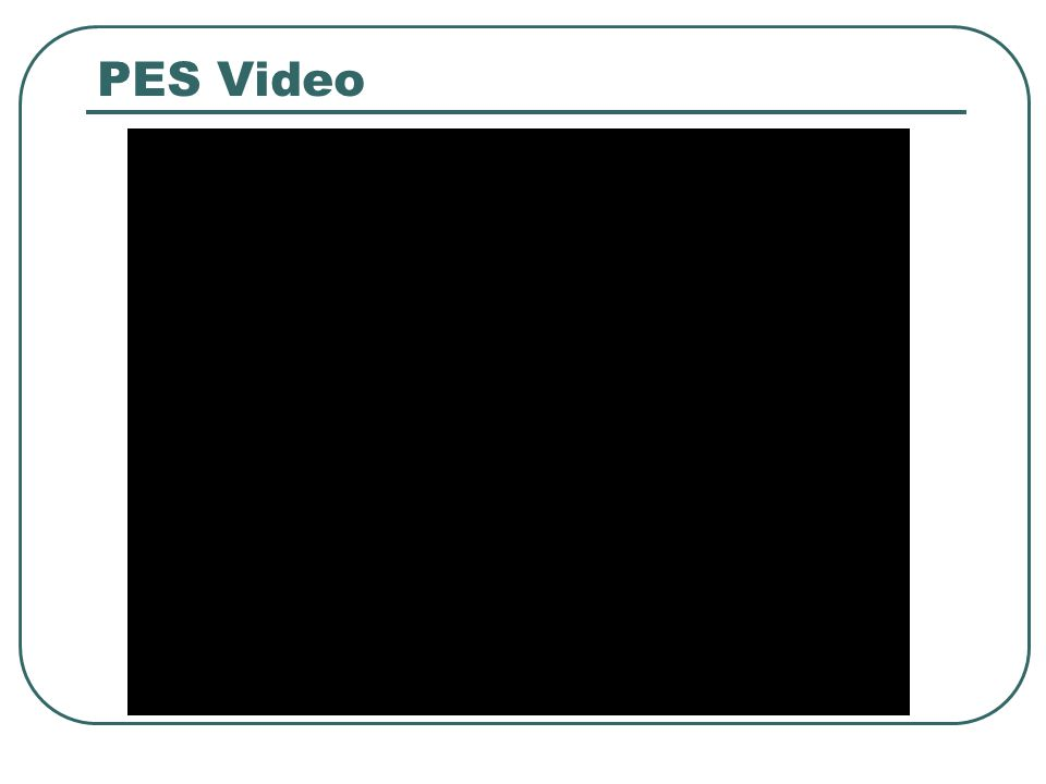 PES Video