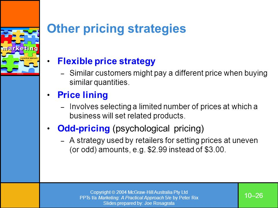 6 Different Pricing Strategies: Which Is Right for Your Business?