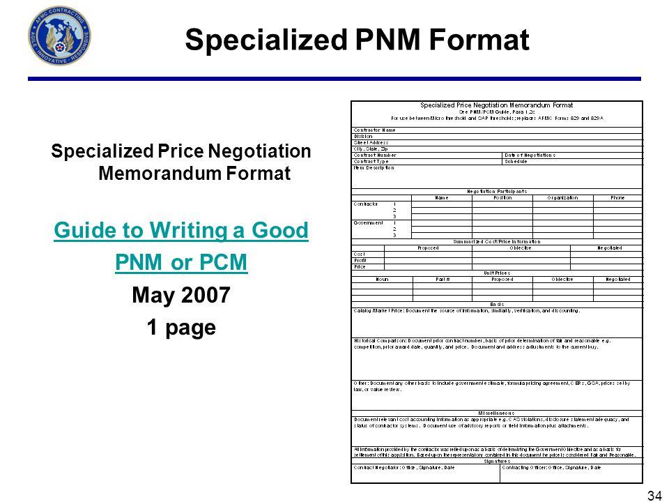 Specialized PNM Format
