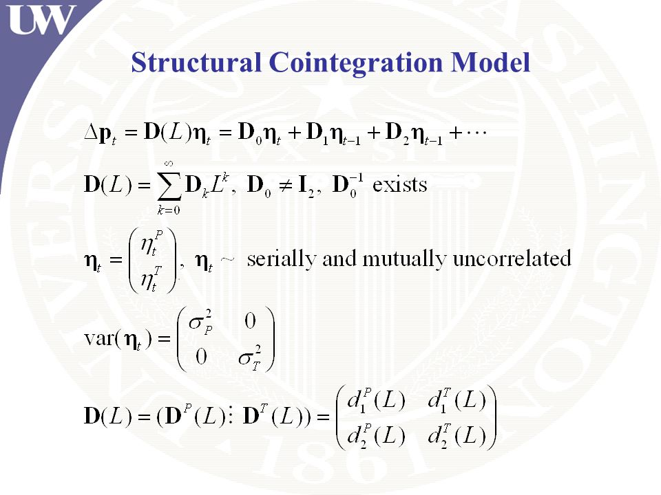 Structural Cointegration Model