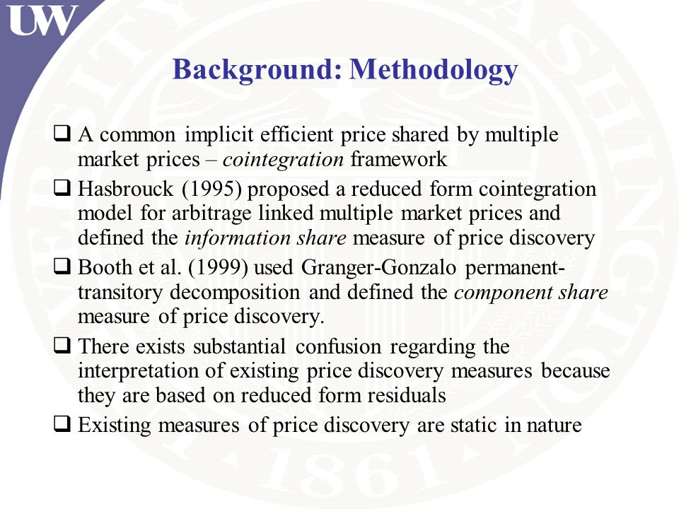 Background: Methodology