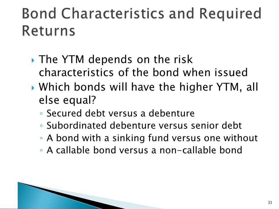 Example 7.4 A taxable bond has a yield of 8% and a municipal bond has a yield of 6% If you are in a 40% tax bracket, which bond do you prefer
