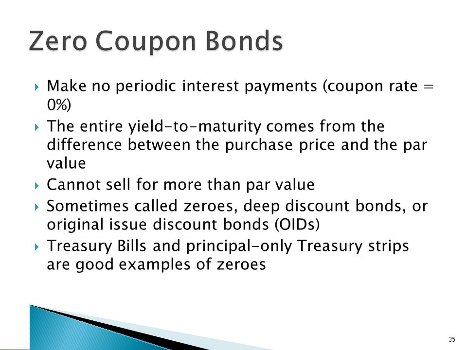 Floating-Rate Bonds Coupon rate floats depending on some index value
