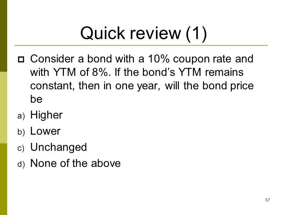 Quick review (1)