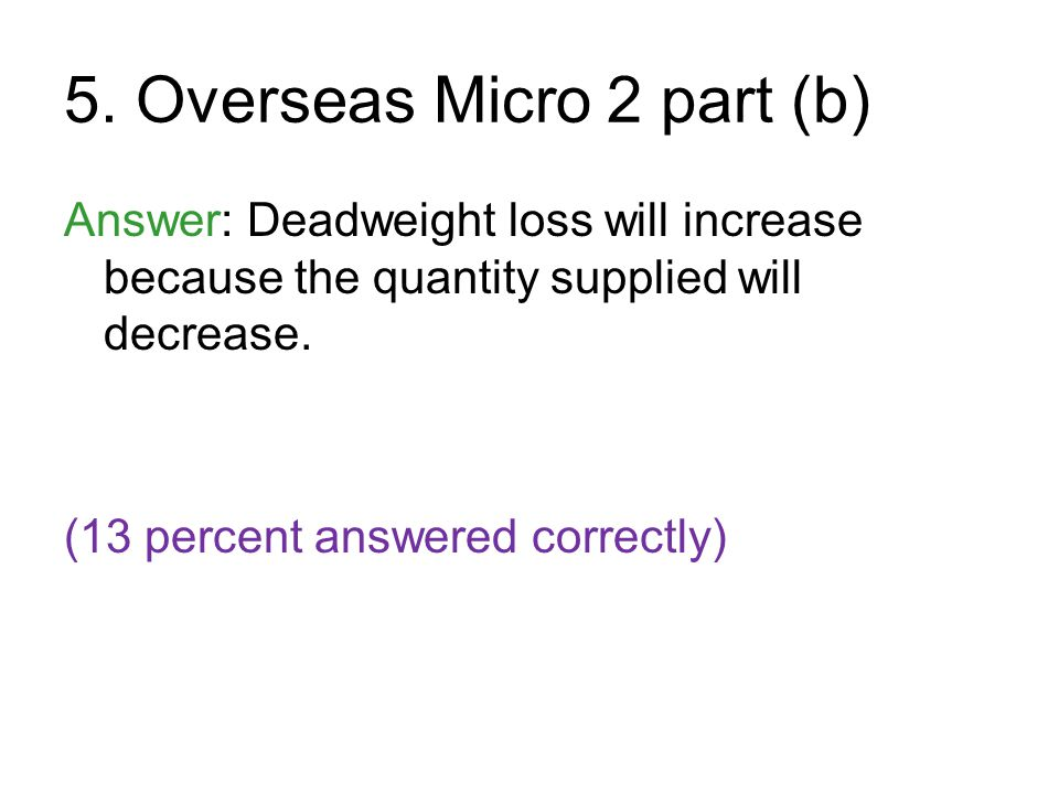 5. Overseas Micro 2 part (b)