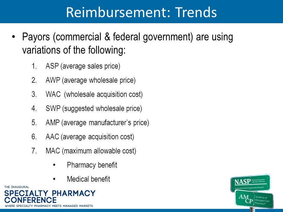 Reimbursement: Trends