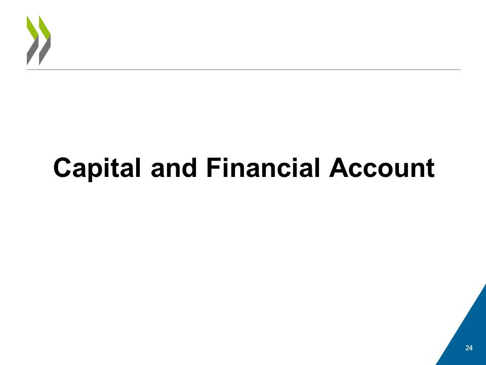 Capital and Financial Account