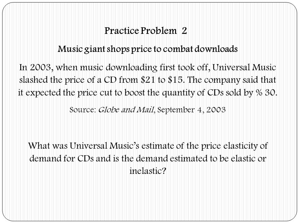 Music giant shops price to combat downloads