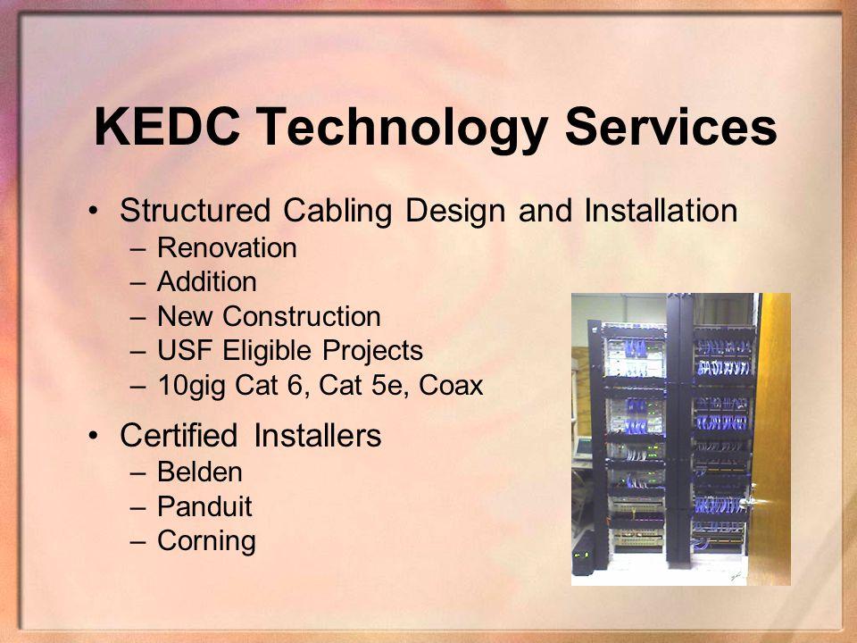 KEDC Technology Services