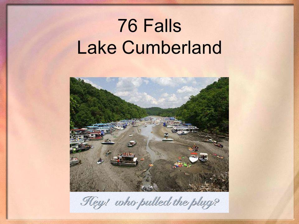 76 Falls Lake Cumberland