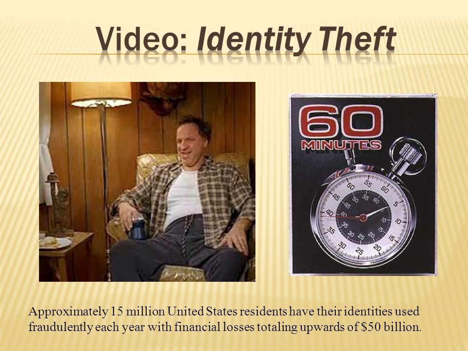 Video: Identity Theft