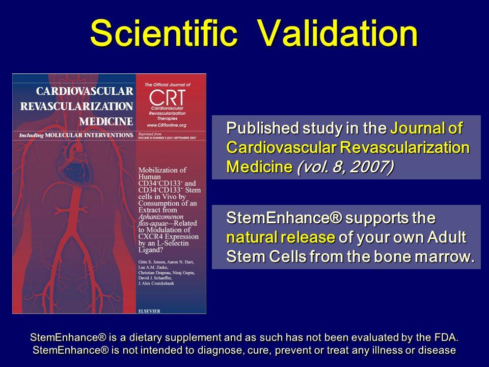 Scientific Validation