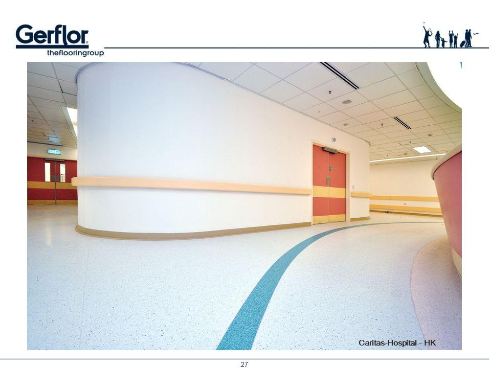 博格 石景山医院 Caritas-Hospital - HK