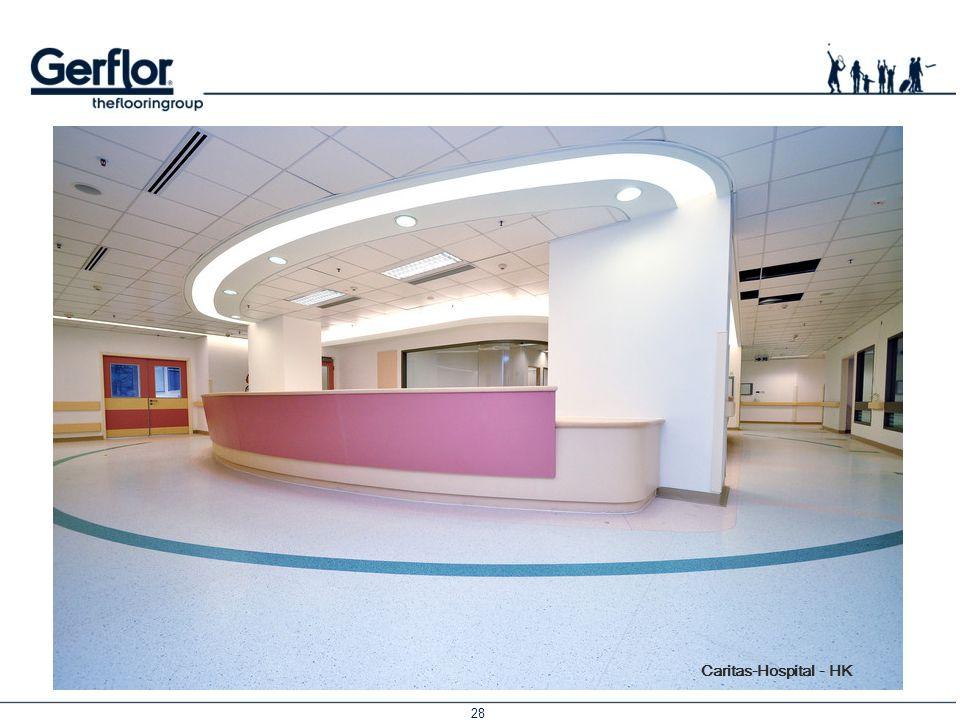 Caritas-Hospital - HK
