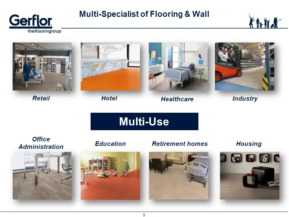 Multi-Specialist of Flooring & Wall