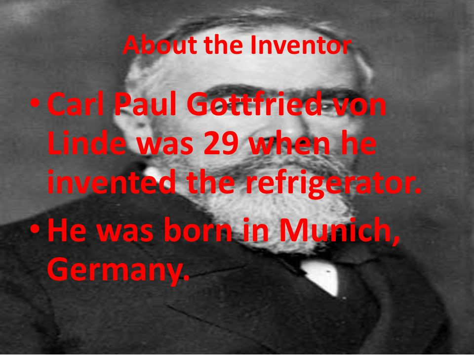 He was born in Munich, Germany.