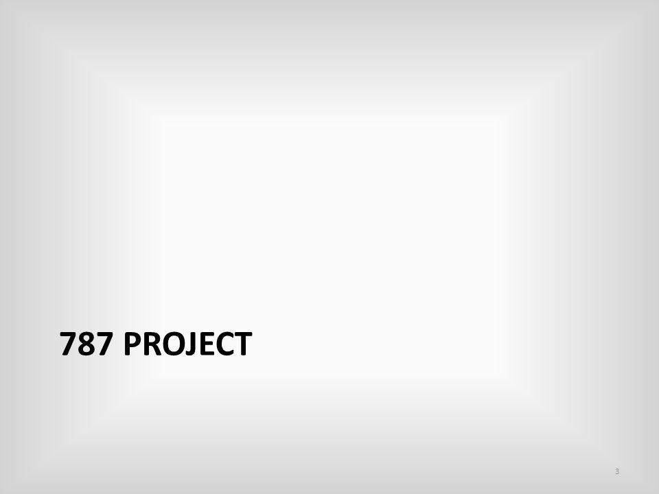 787 Project