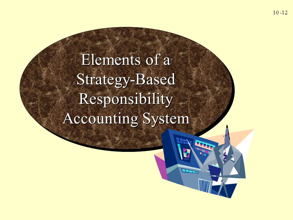 Elements of a Strategy-Based Responsibility Accounting System