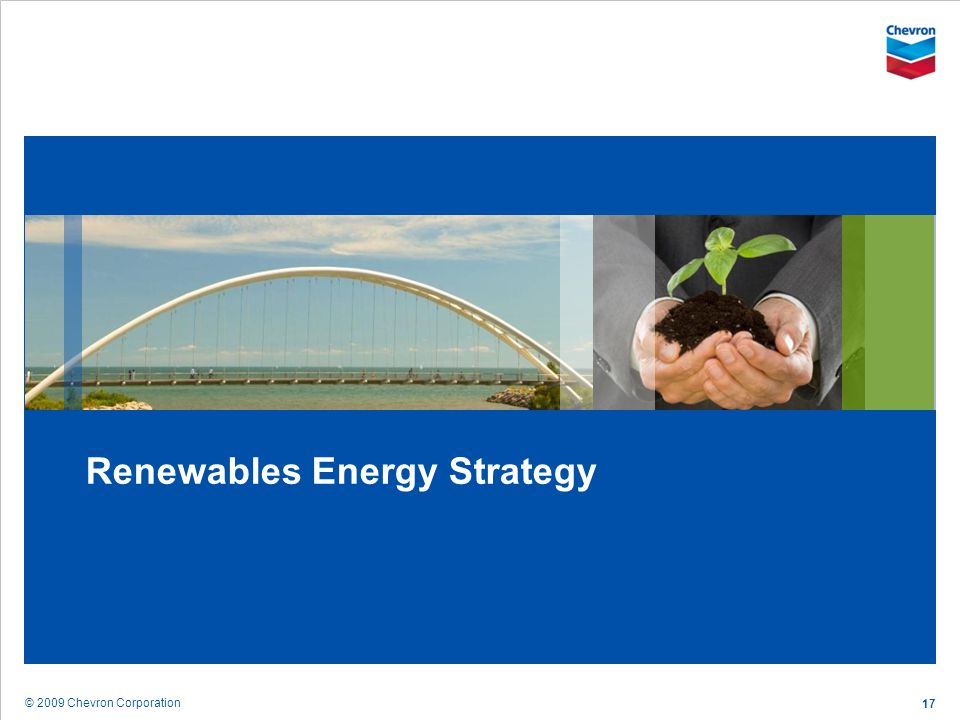 Renewables Energy Strategy