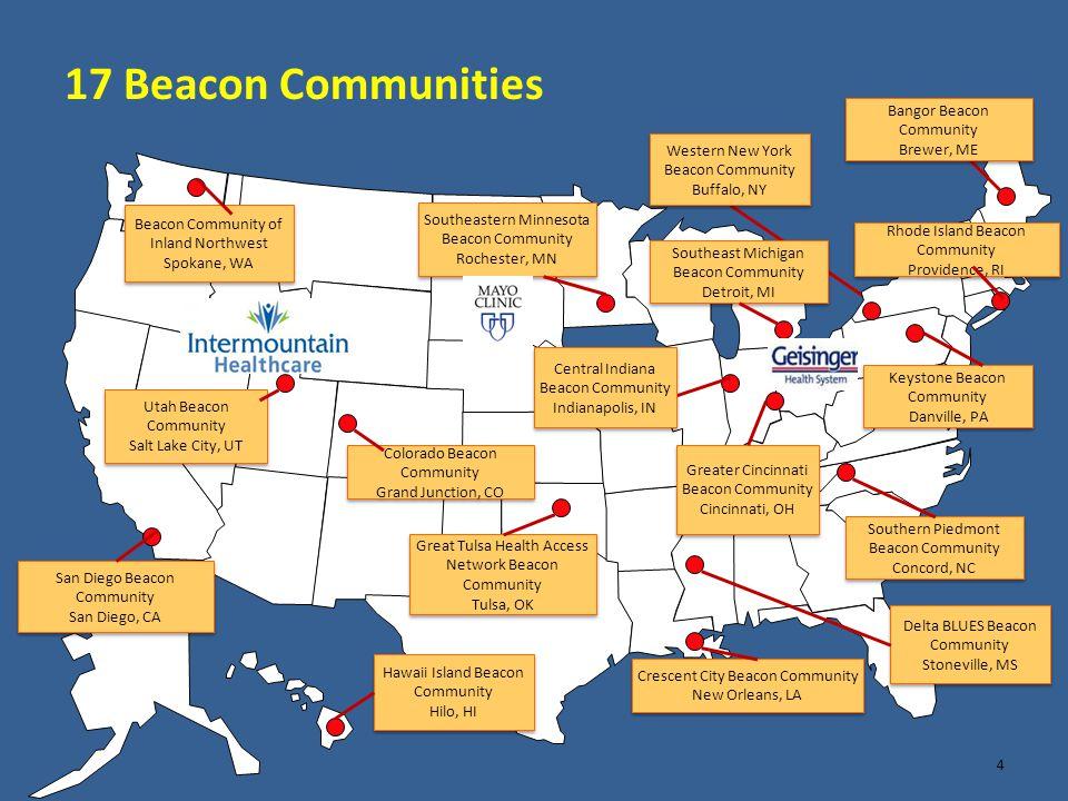 17 Beacon Communities Bangor Beacon Community Brewer, ME. Western New York Beacon Community. Buffalo, NY.