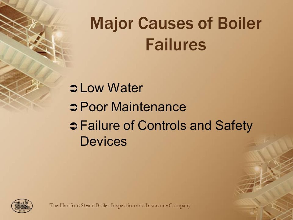 Major Causes of Boiler Failures