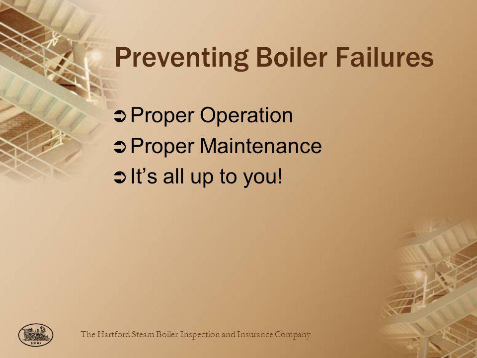 Preventing Boiler Failures