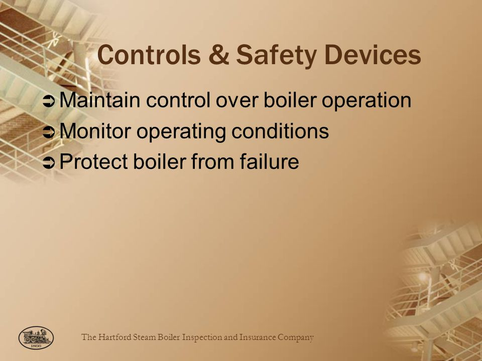 Controls & Safety Devices