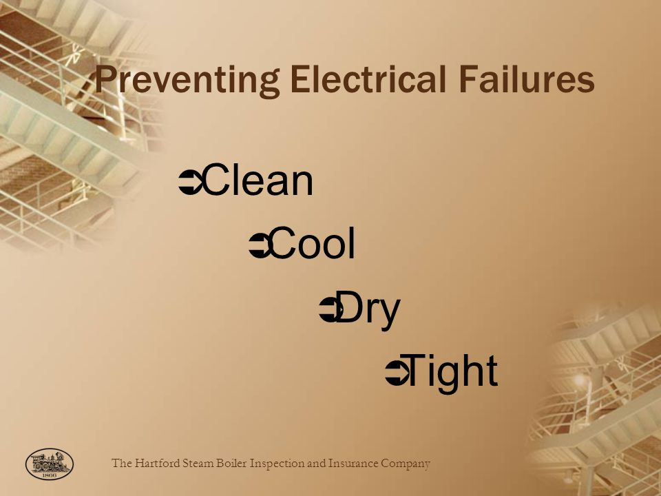 Preventing Electrical Failures