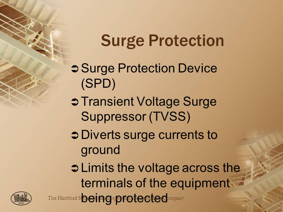 Surge Protection Surge Protection Device (SPD)